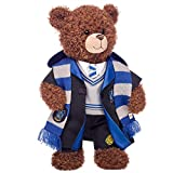 Build A Bear Workshop Harry Potter Bear with Ravenclaw House Robe, Scarf & Hogwarts Pants, 16 Inches