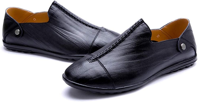 Phil Betty herr Loafers skor Non -Slip Wear Wear Wear -Resistent Comfortable Flat Casual skor  välj din favorit