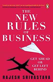 New Rules of Business: Get Ahead or Get Left Behind