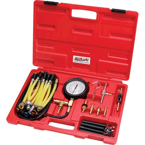 Review Deluxe Fuel Injection Pressure Tester Kit