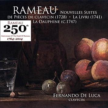 Jean-Philippe Rameau: Nouvelles Suites De Pièces De Clavecin (1728)
