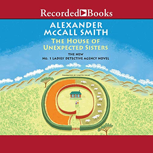 The House of Unexpected Sisters audiobook cover art