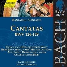 Bach Cantatas BVW 126-129