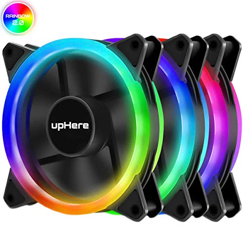 upHere F03CF 120mm Ultra-leise B...