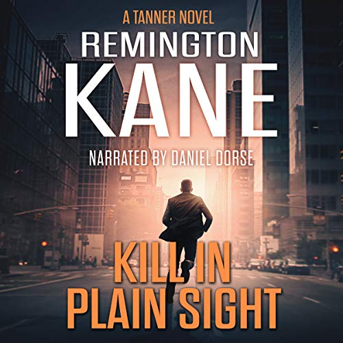 Kill in Plain Sight audiobook cover art