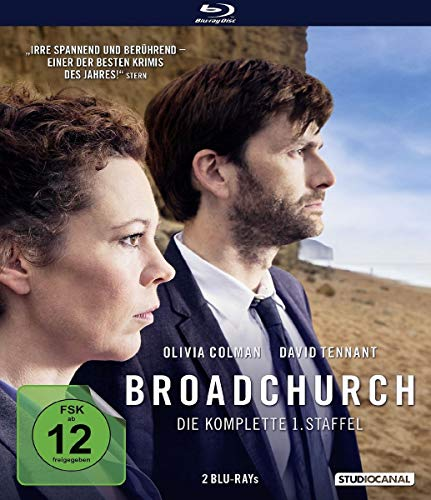 Broadchurch - Staffel 1 [Blu-ray]