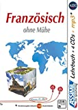 ASSiMiL Selbstlernkurs für Deutsche / Assimil Französisch ohne Mühe: Lehrbuch + 4 Audio-CDs + 1 mp3-CD ‒ Niveau A1‒B2 (SANS PEINE)