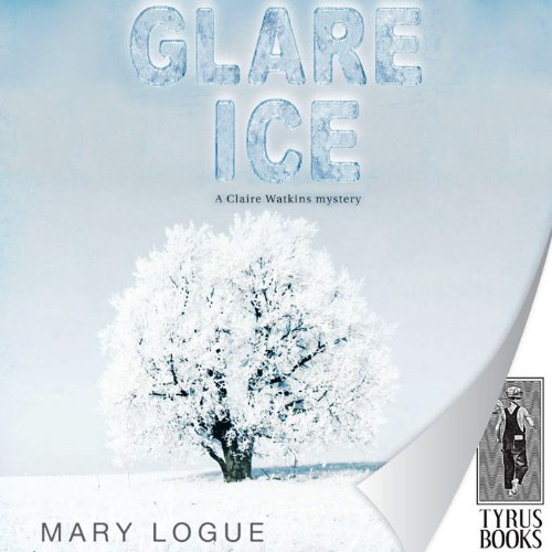 Glare Ice audiobook cover art