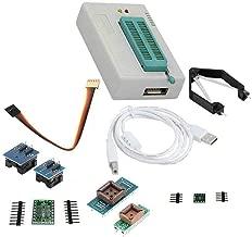 LAQIYA TL866Ⅱ Plus Programmer USB EPROM Flash BIOS Programmable Logic Circuits 6 Adapters Socket Extractor for 15000 IC