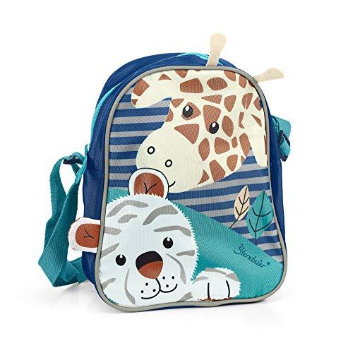 Sterntaler Kindergartentasche Kuschelzoo, Alter: Kinder ab 3 Jahren, Mehrfarbig