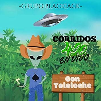 Corridos 420 (En Vivo)