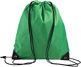 LIHI Bag 20 Pack Ripstop Drawstring Backpack,Party Favors Treat Gift Bags Bulk