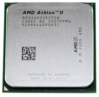 AMD Athlon II X22402,8GHz 2MB Dual-Core CPU Prozessor Sockel AM2+ AM3938-pin 65W