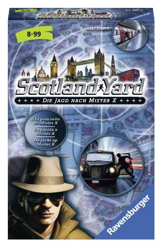 Ravensburger Mitbringspiele 23381 - Scotland Yard