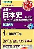 金谷の日本史「なぜ」と「流れ」がわかる本【改訂版】 近現代史 (東進ブックス 大学受験 名人の授業)