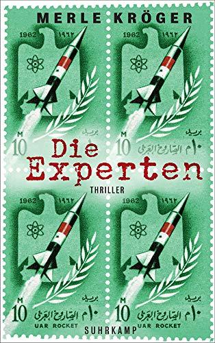 Buchseite und Rezensionen zu 'Die Experten: Thriller' von Thomas Wörtche
