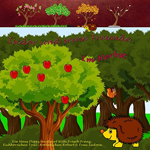 Isidor und seine Freunde im Herbst Titelbild