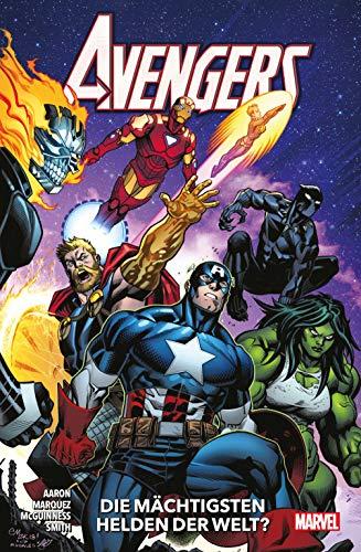 Avengers - Neustart: Bd. 2: Die mächtigsten Helden der Welt