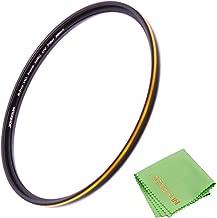 JONGSUN 95mm UV Filter, S-Pro HD Nano MRC16 Camera Ultraviolet Protection Filter, 16 Layers Multicoated, SCHOTT B270, Ultra-Slim, Lens Cloth Kit