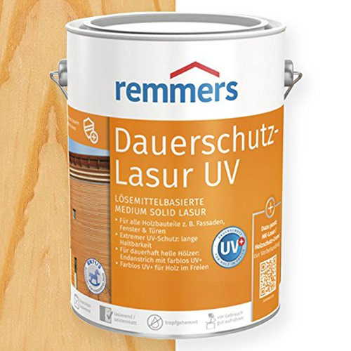 Remmers Dauerschutz-Lasur UV (5 l, farblos UV+)