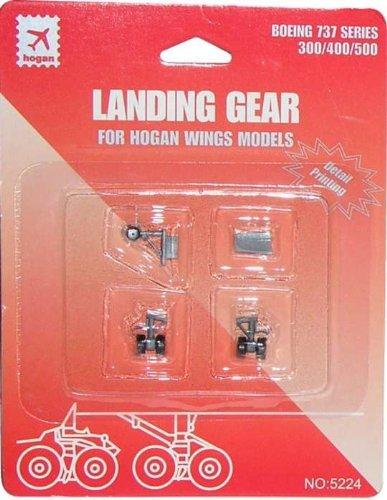 Hogan - Set di ricambio ali per aerei scala 1/200 , B737-300/400/500