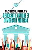 Démocratie antique et démocratie moderne_1_ere_ed - EDITIONS PAYOT & RIVAGES - 18/09/2019
