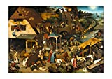 ART ALPHA - Kunstdruck - Pieter Bruegel - Die
