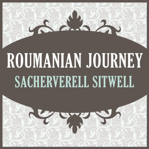 Roumanian Journey audiobook cover art