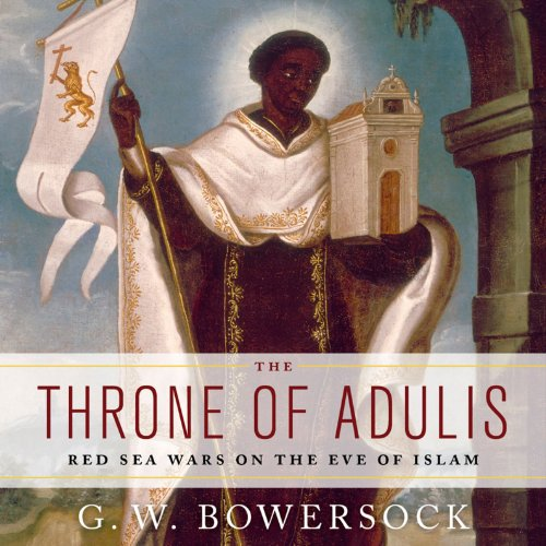 The Throne of Adulis cover art
