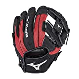 Mizuno GPP1000Y3RD Prospect Series PowerClose Baseball Gloves, 10', Left Hand