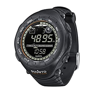 Suunto Vector Wrist-Top Computer Watch with Altimeter, Barometer, Compass, and Thermometer (xBlack) (B000BV7PQU) | Amazon price tracker / tracking, Amazon price history charts, Amazon price watches, Amazon price drop alerts