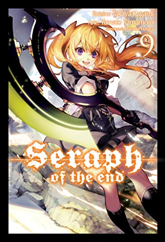 Seraph Of The End - Volume 9