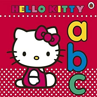Hello Kitty: ABC Board Book by Unknown (1-Sep-2011) Hardcover