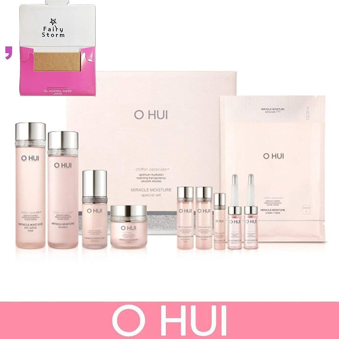 船形データベース声を出して[オフィ/O HUI]韓国化粧品LG生活健康/Miracle Moisture 4 kinds of special set/ミラクルモイスチャー 4種のスペシャルセット+[Sample Gift](海外直送品)