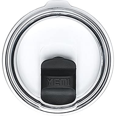 YETI Lid Rambler Magslider Lid, Silver, 10/20 oz