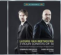 ベートーヴェン:3つのヴァイオリン・ソナタ Op.30