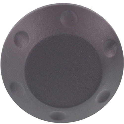 Evan-Fischer Fog Lamp Cover for Nissan Xterra 05-15/Frontier 13-15 Textured Bumper Finisher Plastic Left Side