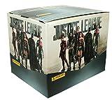 Unbekannt Panini–Justice League–Pegatinas coleccionables (Bolsas, Display, álbum