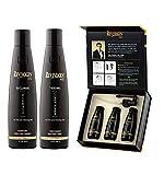 Revivogen MD bio-shampoo + Conditioner + Lotion anti-caduta cheveux Hair Loss 3mois
