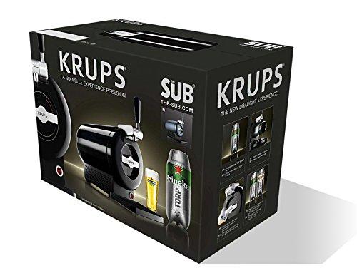 Krups Dispensador de cerveza The Sub Compact VB641810 – Tirador de