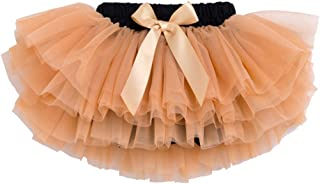 Belababy 0-24 Months Baby Girls Tutu Skirt with PP Shorts