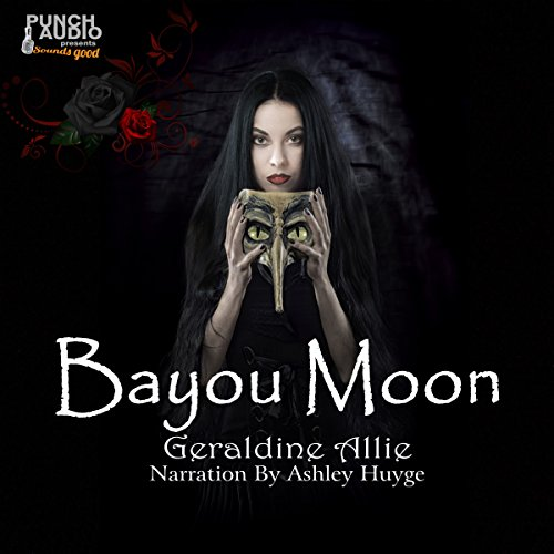 Bayou Moon audiobook cover art