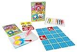 Sabbiarelli Sand-it for Fun - Kit La Fattoria Memory - Set Lavoretti Creativi: Colora con la Sabbia e Gioca a Memory, Bambini 3+