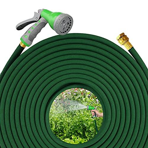 AUTOXEL 50 ft Expandable Garden Hose Only $9.49