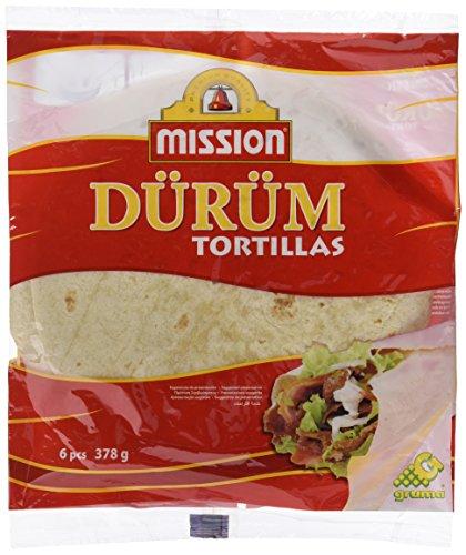 Mission Durum, Pane de masa fermentada envasado - 378 g