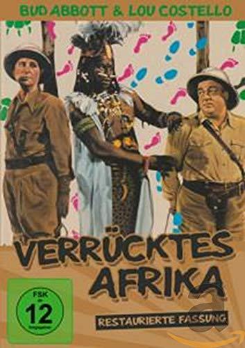 Abbott and Costello - Verrücktes Afrika