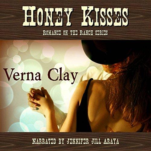 Honey Kisses audiobook cover art