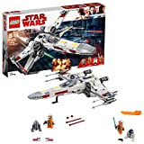 LEGO Star Wars - Caza Estelar Ala X, Juguete de La Guerra de las Galaxias de la Nave X Wing para Construir y Jugar,...