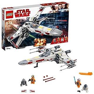 LEGO Star Wars X-Wing Starfighter 75218 Playset Toy (B0792R2MYX) | Amazon price tracker / tracking, Amazon price history charts, Amazon price watches, Amazon price drop alerts