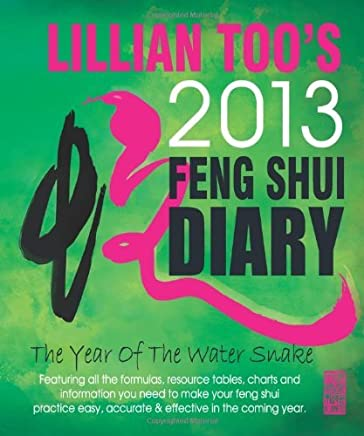 Lillian Toos 2013 Feng Shui Diary by Lillian too (2012-10-30)